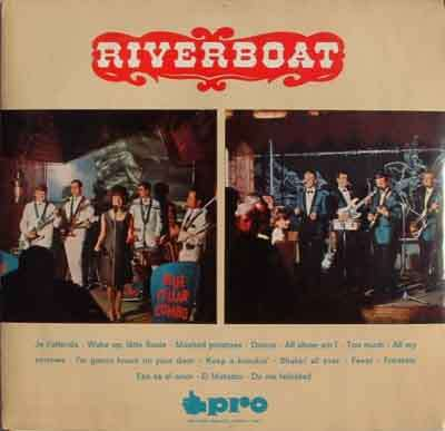Riverboat-CD - sengpielaudio